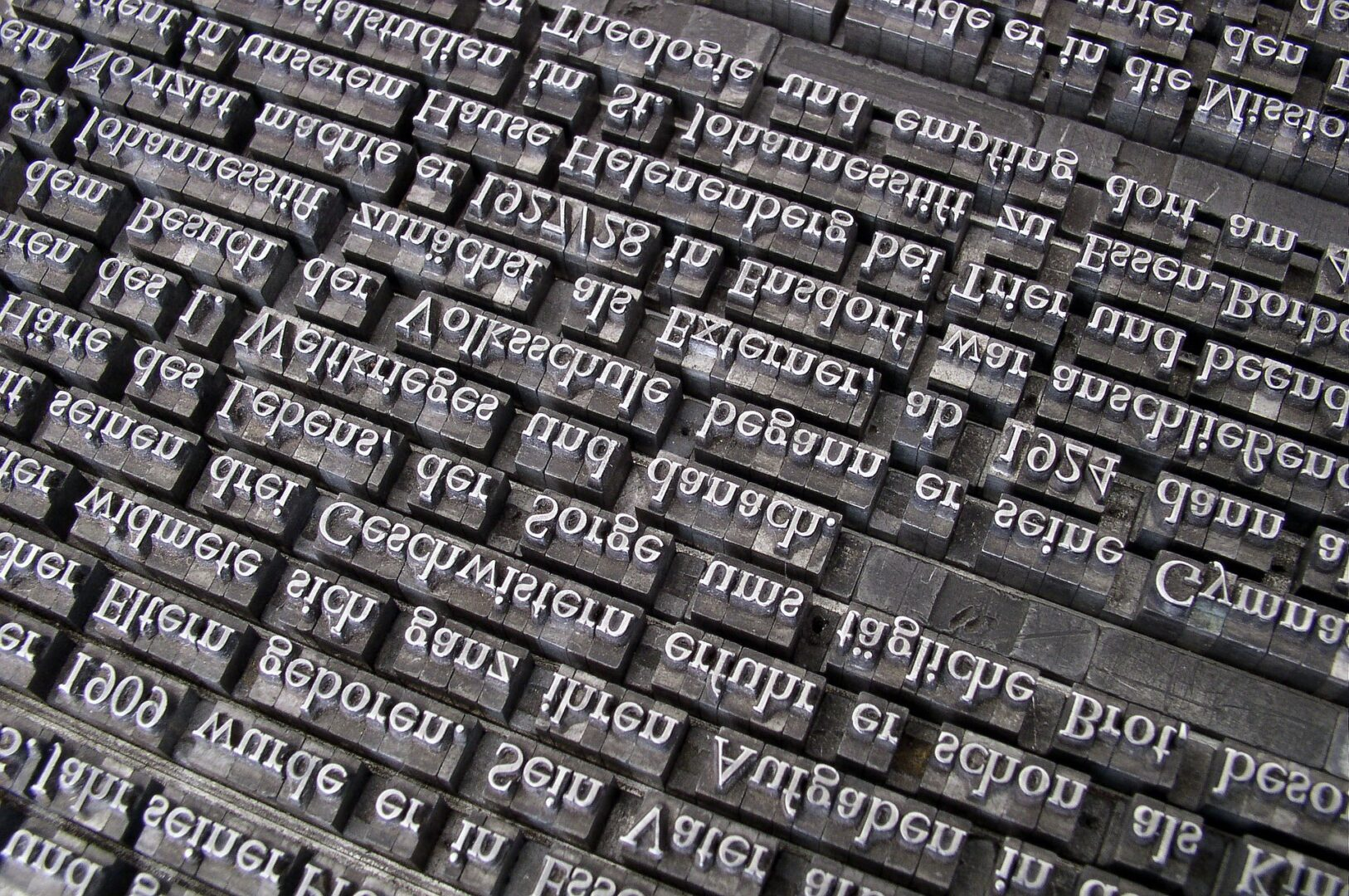 Tipografia a Roma